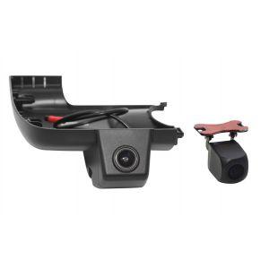 Двухканальный видеорегистратор Redpower DVR-MZ-N DUAL (Mazda 2018+ с ассистентом)