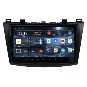 Автомагнитола Mazda 3 2-поколение (11.2008-10.2013) УК XX034 9 дюймов