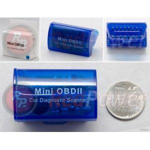Адаптер для диагностики OBD2 ELM327 Bluetooth v2.1