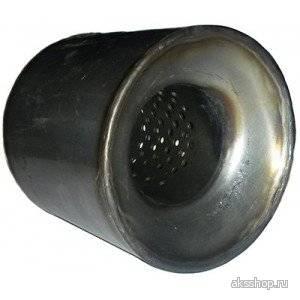Пламегаситель Коллекторный 100х120(54) конус
